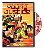 Young justice Season one, volume one DVD by…
