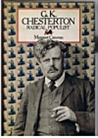 G. K. Chesterton: Radical populist by…
