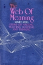 The Web of Meaning by Janet Emig