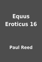 Equus Eroticus 16 by Paul Reed