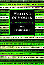 Writing of Women: Essays in a Renaissance by…