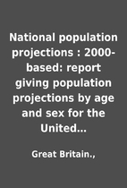 National population projections :…