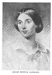 Author photo. Jessie Benton Fremont (1824-1902) Buffalo Electrotype and Engraving Co., Buffalo, N.Y.
