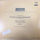 Bach: Sonatas For Viola Da Gamba And…