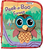 Peek-A-Boo Forest (Lamaze Cloth Book) by…