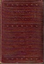A manual of plainsong for divine service by…
