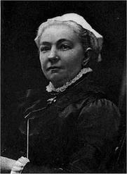 Author photo. Mrs. Margaret Oliphant (1828-1897)