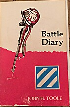 Battle diary by John H. Toole