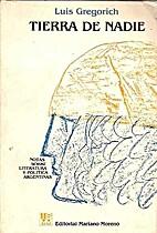 Tierra de nadie : notas sobre literatura y…