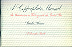 A Copperplate Manual: An Introduction to…