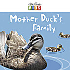 Mother duck's family by Catherine Prentice