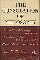 Consolation of Philosophy: Imitation of…