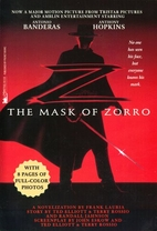 The MASK OF ZORRO YA (Zorro) by Frank Lauria