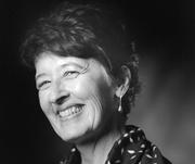 Author photo. Margot Fortunato Galt