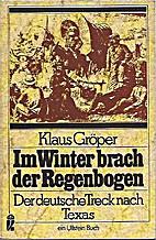 Im Winter brach der Regenbogen. Der deutsche…