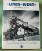 Lines West by Charles R. Wood