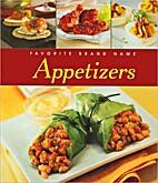 Appetizers by Louis Weber