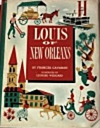 Louis of New Orleans by Frances Cavanah