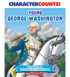 Young George Washington: The pillar of…