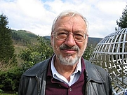 Author photo. Yiannis N. Moschovakis. Photo by Renate Schmid.