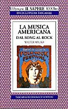 La musica americana dal song al rock by…