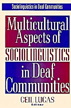 Multicultural Aspects of Sociolinguistics in…