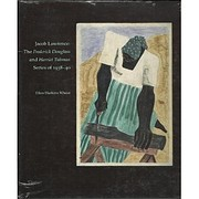 Jacob Lawrence by Ellen Harkins Wheat