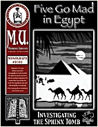 Five Go Mad in Egypt by Alexander Leithe