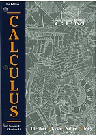 CPM Calculus (Student Edition), Volume 1…