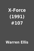 X-Force (1991) #107 by Warren Ellis