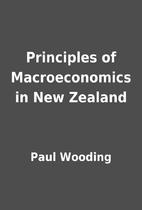 Principles of Macroeconomics in New Zealand…