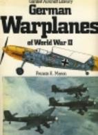 German Warplanes of World War II (Combat…