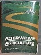 Alternative Agriculture: Committee on the…