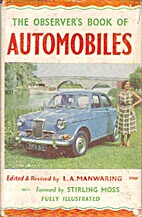 The Observer's Book Of Automobiles. 1959