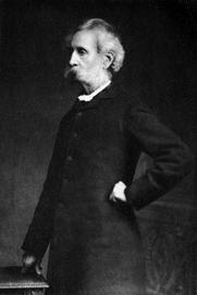 Author photo. Image from <b><i>Francis Orpen Morris : a memoir</i></b> (1897) by Marmaduke Charles Frederick Morris