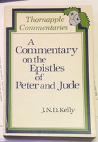 A Commentary on the Epistles of Peter and…