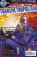Transmetropolitan # 3 by Warren Ellis