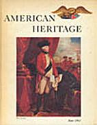 American Heritage Magazine Vol 11 No 4 1960…