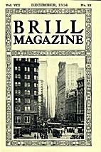 Brill Magazine, vol. VIII, n°12 by J.G.…