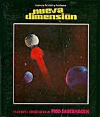 nueva dimensión - 066 by Fred Saberhagen