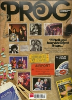 Prog, Issue 34, April 2013 by Jerry Ewing