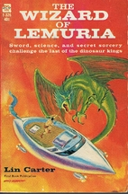 The wizard of Lemuria by Lin Carter