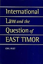 International law and the question of East…