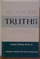 Religious Truth Defined: A Comparison of…