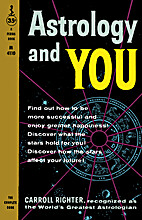 Astrology and you by Carroll Righter