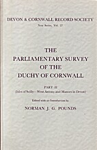 The Parliamentary Survey of the Duchy of…