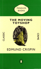 The Moving Toyshop (Classic Crime) by Edmund…