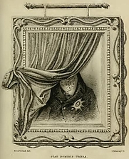 Author photo. Junius. Frontispiece from The British prose writers Vol. 13 (1819)