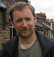 Author photo. Ian Crofton