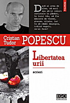 Libertatea urii by Cristian Tudor Popescu